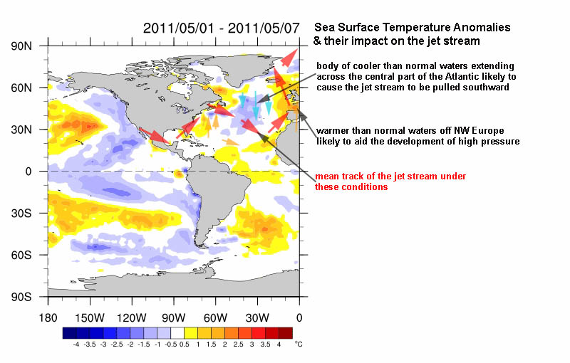 Sea Temperature Anomaly